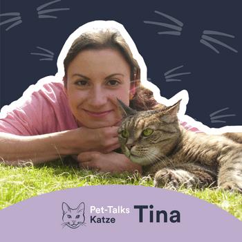 Katzen-Expertin Tina