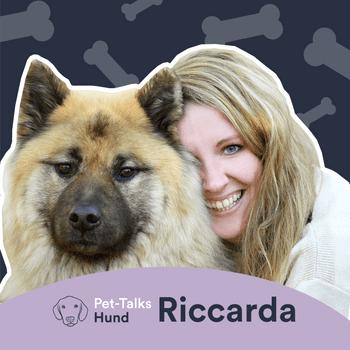 Hunde-Expertin Riccarda