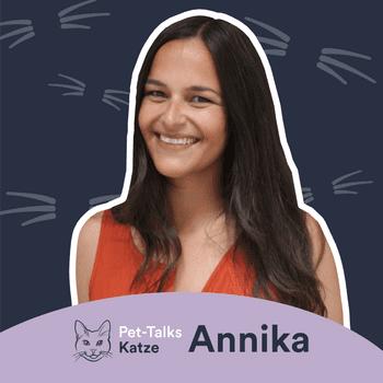 Katzen-Expertin Annika