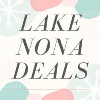 Lake Nona Deals