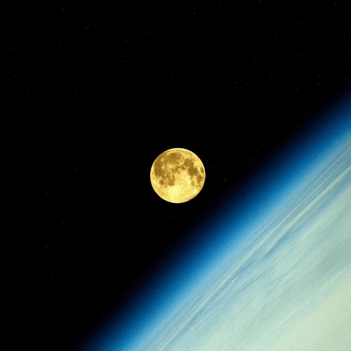 Colonization of the moon