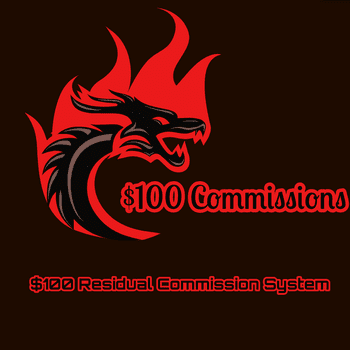 $100 Residual Commissions