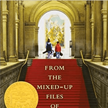 {Kids Book Chat} From the Mixed Up Files of Mrs. Basil E Frankweiler