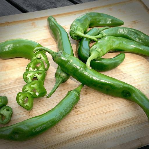 Pepper Harvest Ideas