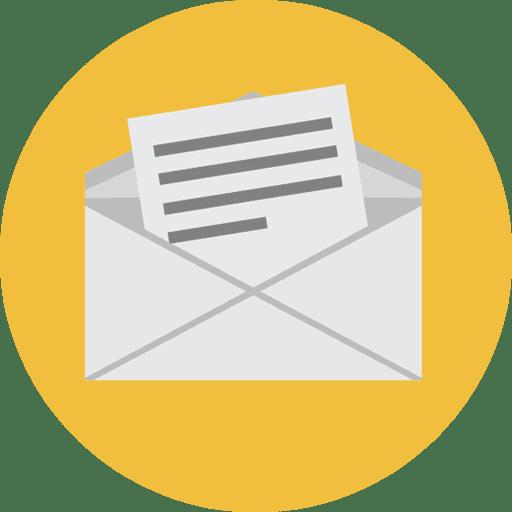 Plantilla de correo electrónico