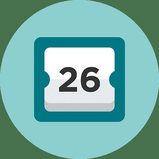 Cronología de actividad