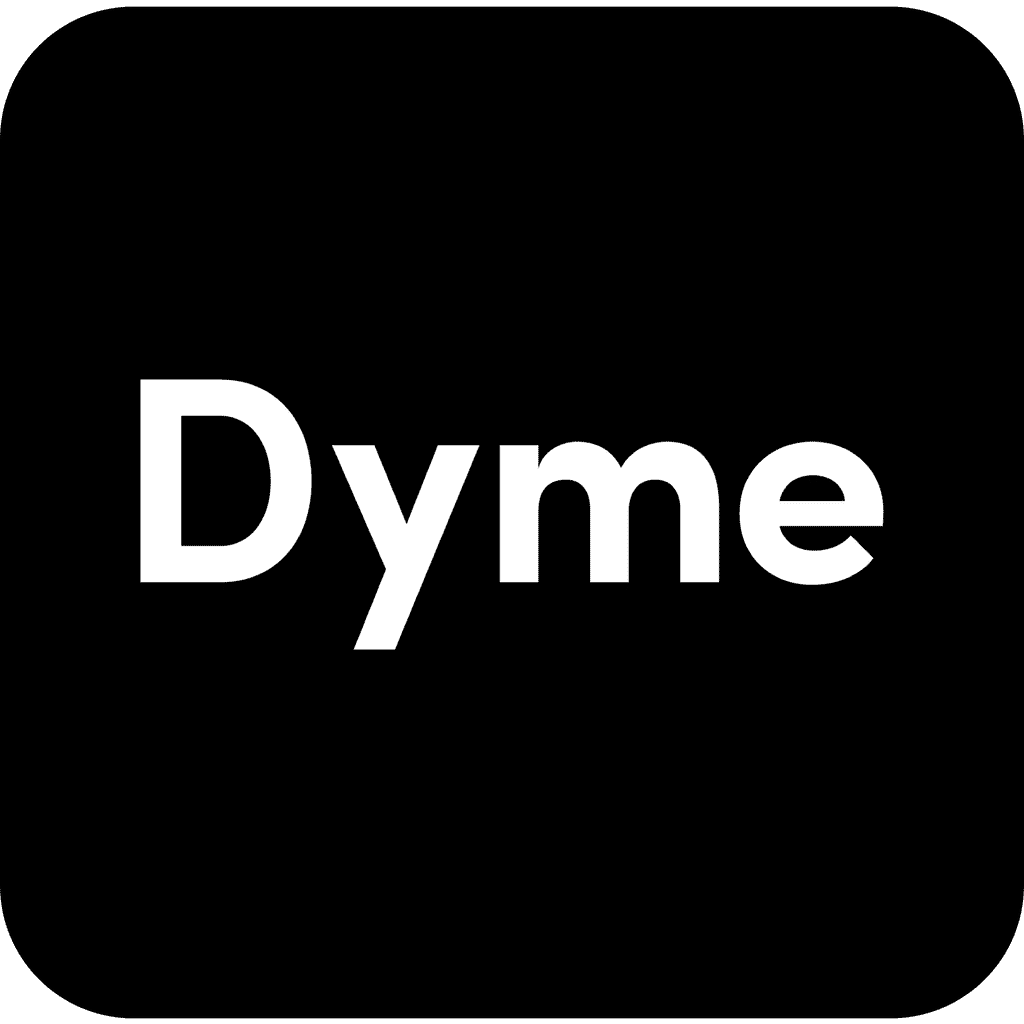 Welcome to our community! Be the first to know about product updates and give us feedback on how to improve the Dyme app! 🤩