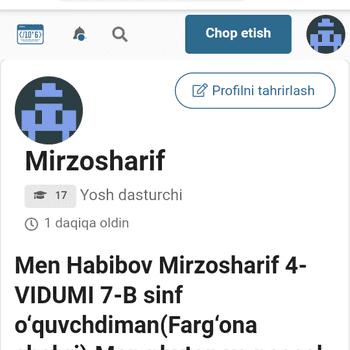 Mirzosharif