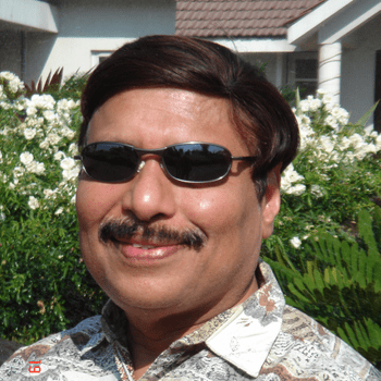Manoj R  Shah