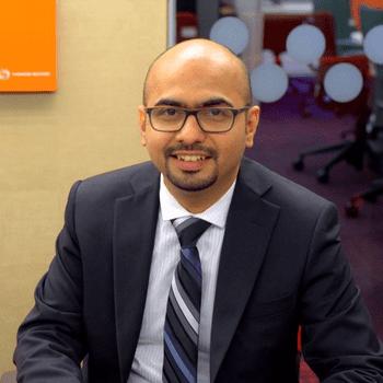 Vishal Mehta,CMT