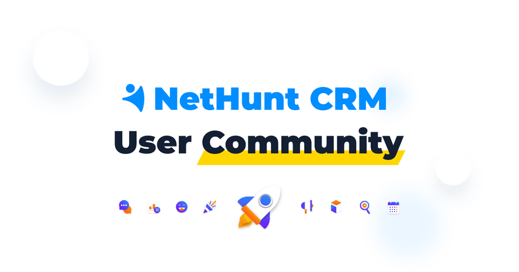 NetHunt CRM User Community
