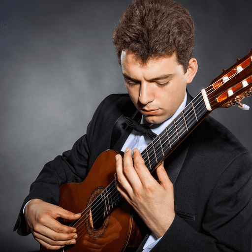 Guitarra clásica y Fingerpicking